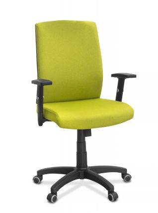 Кресло персонала Alfa A/SL/1D